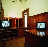 La Biennale di Venezia. 49. A Latere, Palazzio Franchetti, Venice (It), 2001