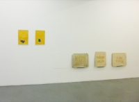 "exhibition view ""Vigilance...?"", Galerie Polaris, Paris (Fr), 2015"